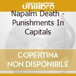 PUNISHMENT IN CAPITALS (RISTAMPA) cd musicale di Death Napalm