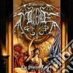 The phantom lodge# cd musicale di Masquerad Diabolical
