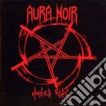 Hades rise cd musicale di Noir Aura