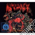 Autopsy - Mental Funeral cd musicale di Autopsy
