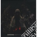 (LP VINILE) Night is the new day lp vinile di Katatonia