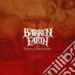 (LP VINILE) The devil's resolve lp vinile di Earth Barren
