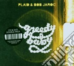 GREEDY BABY + DVD cd musicale di PLAID & BOB JAROC