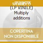 (LP VINILE) Multiply additions lp vinile di Jamie Lidell