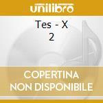 X2 cd musicale di TES