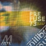 THE '92 VS '02 COLLECTION cd musicale di PREFUSE 73