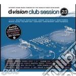 D:vision club session 23 cd musicale di Artisti Vari