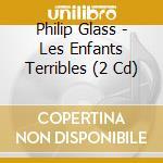 Les enfants terribles cd musicale di Philip Glass