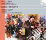 Mcduffie, Robert - Violin Concerto 2 The American 4 Se cd musicale di GLASS / MCDUFFIE