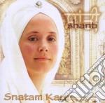 Kaur Snatam - Shanti cd musicale di Snatam Kaur