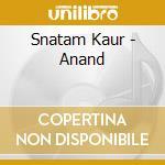 Kaur Snatam - Anand cd musicale di Snatam Kaur