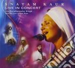 Live in concert (cd+dvd) cd musicale di Snatam Kaur