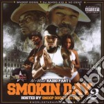 Smokin day 2-a.v. 07 cd musicale di ARTISTI VARI
