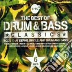 The best of drum & bass-box 6cd-av cd musicale di ARTISTI VARI