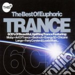The best of euphoric trance cd musicale di Artisti Vari