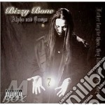 Alpha and omega cd musicale di Bone Bizzy