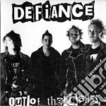 OUT OF THE ASHES                          cd musicale di DEFIANCE