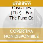 THE EARLY YEARS 1990-1995 cd musicale di The Casualties