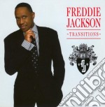 Transition + dvd cd musicale di Freddie Jackson