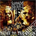 ORDER OF THE LEECH cd musicale di Death Napalm
