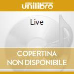 Live cd musicale di Ray Charles