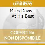At his best cd musicale di Miles Davis