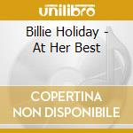 At her best cd musicale di Billie Holiday