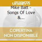 SONGS OF LOVE & WAR / ARABESQUE           cd musicale di Mike Batt