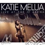 Katie Melua - Live At The O2 Arena cd musicale di Katie Melua