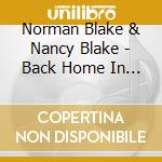 BACK HOME SULPHUR SPRINGS cd musicale di Norman & nanc Blake