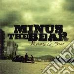 (LP VINILE) Menos el oso lp vinile di Minus the bear