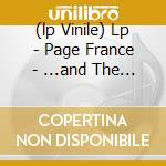 (LP VINILE) LP - PAGE FRANCE          - ...AND THE FAMILY TELEPHONE lp vinile di France Page