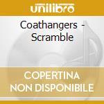 Coathangers - Scramble cd musicale di COATHANGERS