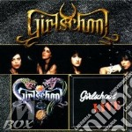 Girlschool and live cd musicale di Girlschool