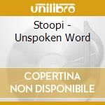 Unspoken word cd musicale