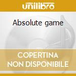 Absolute game cd musicale