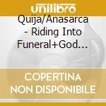 Riding/god machine cd musicale