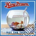 Under yhe influenc cd musicale di King Prawn