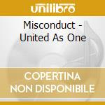 United as one cd musicale