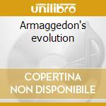 Armaggedon's evolution cd musicale