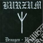 DRAUGEN-RARITIES cd musicale di BURZUM