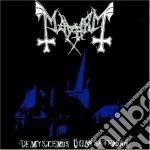 (LP VINILE) DE MYSTERIIS DOM SATHANAS                 lp vinile di MAYHEM