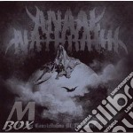 IN THE CONSTELLATION OF THE BLACK WIDOW   cd musicale di Nathrakh Anaal