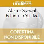 ABSU - SPECIAL EDITION - CD+DVD           cd musicale di ABSU
