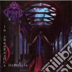 In abhorrence dementia cd musicale di Art Limbonic