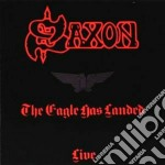 (LP VINILE) The eagle has landed lp vinile di SAXON