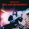 (LP VINILE) Live and dangerous