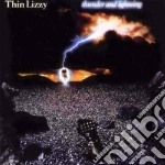 (LP VINILE) Thunder and lightning lp vinile di Lizzy Thin
