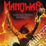 (LP VINILE) The triumph of steel lp vinile di Manowar