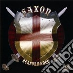 Performance cd musicale di Saxon